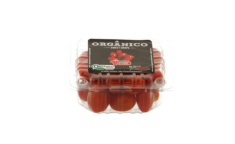 Foto do produto Tomate Sweet Grape Orgânico Fazenda Rio Bonito
