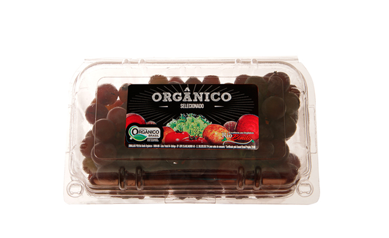Foto do produto Uva Orgânica Fazenda Rio Bonito