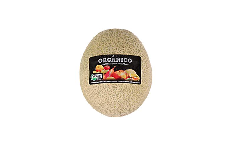 Foto do produto Melão Orgânico Cantaloupe Fazenda Rio Bonito