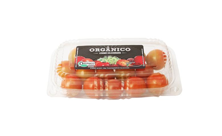 Foto do produto Tomate Cereja Orgânico Fazenda Rio Bonito