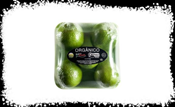 Limão Orgânico Fazenda Rio Bonito