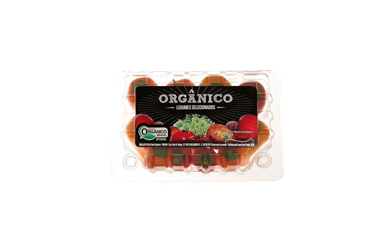 Foto do produto Mini Pimentão Doce Orgânico Fazenda Rio Bonito