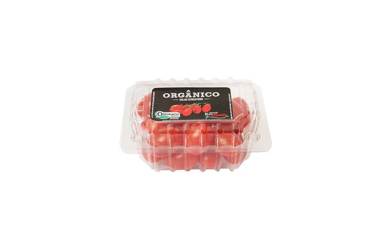 Foto do produto Tomate Mini Italiano Orgânico Fazenda Rio Bonito