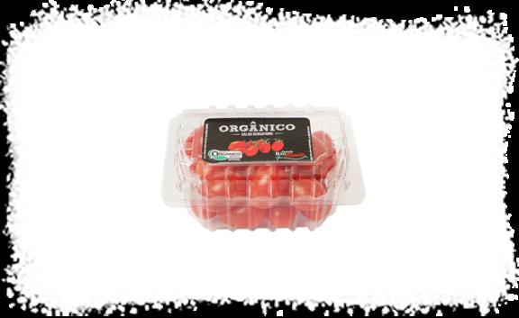Tomate Mini Italiano Fazenda Rio Bonito