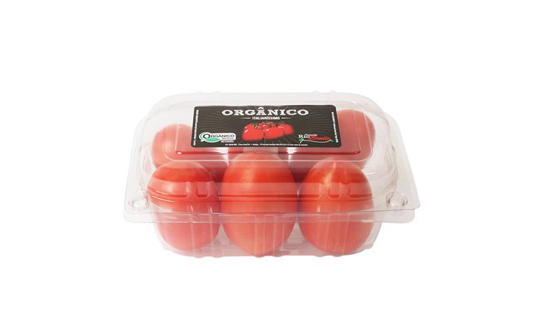 Foto do produto Tomate Italiano Orgânico Fazenda Rio Bonito